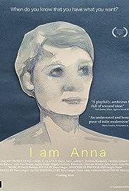 I am Anna Poster