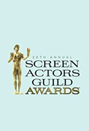 20th Annual Screen Actors Guild Awards Poster