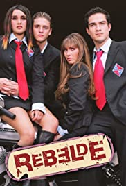 Rebelde Poster