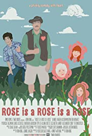 Rose is a Rose is a Rose Poster
