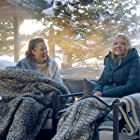 Kaitlin Doubleday and Patti Murin in Love on Iceland (2020)