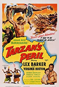 Primary photo for Tarzan's Peril