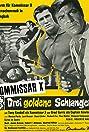 Three Golden Serpents (1969) Poster