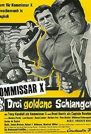 Three Golden Serpents Poster
