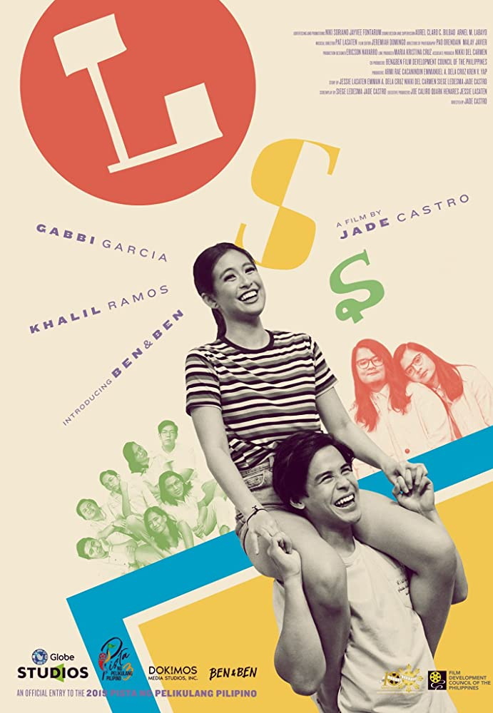 Ben&Ben, Khalil Ramos, and Gabbi Garcia in LSS (2019)