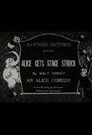 Alice Is Stage Struck Poster