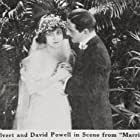 Catherine Calvert and David Powell in Marriage (1918)