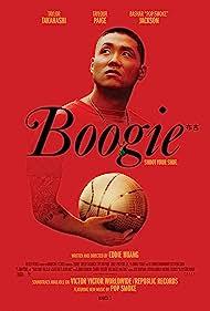 Taylor Takahashi in Boogie (2021)