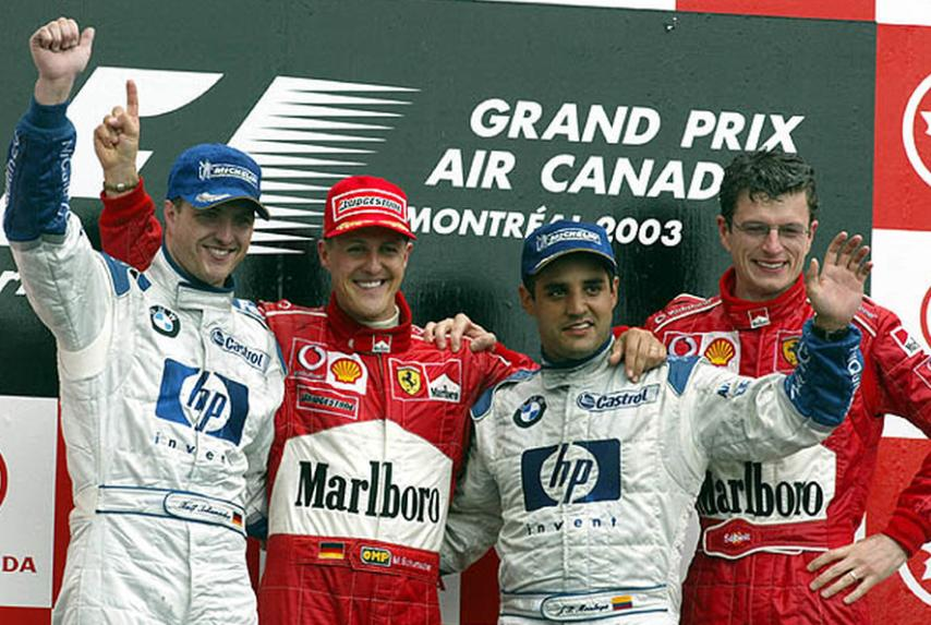 2003 Canadian Grand Prix (2003)