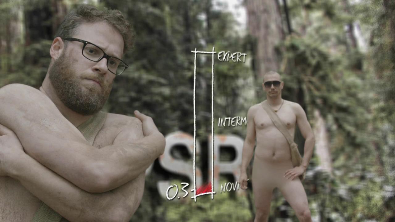 James franco nude