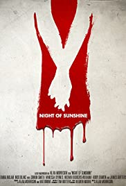 Night of Sunshine Poster