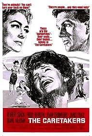 The Caretakers (1963) Poster - Movie Forum, Cast, Reviews