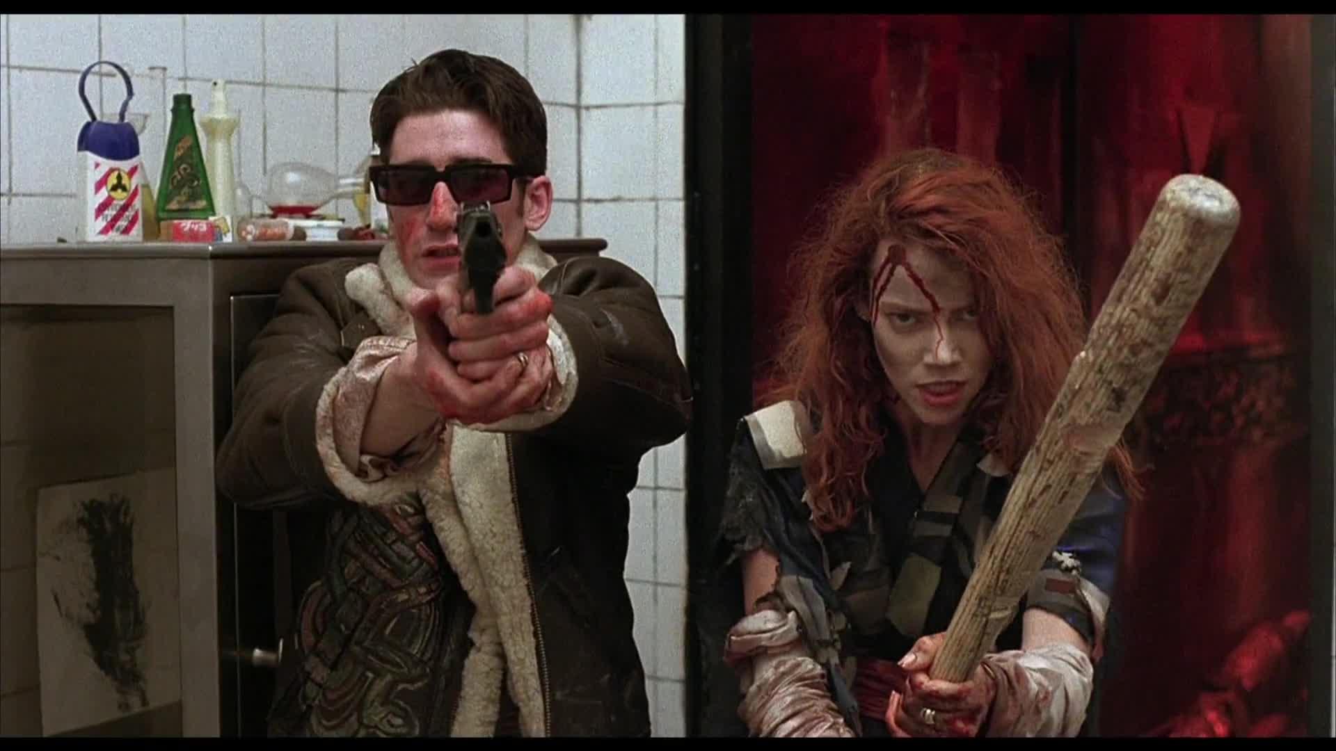 Hardware (1990) –  Sci-Fi, Thriller
