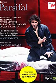 Wagner: Parsifal Poster
