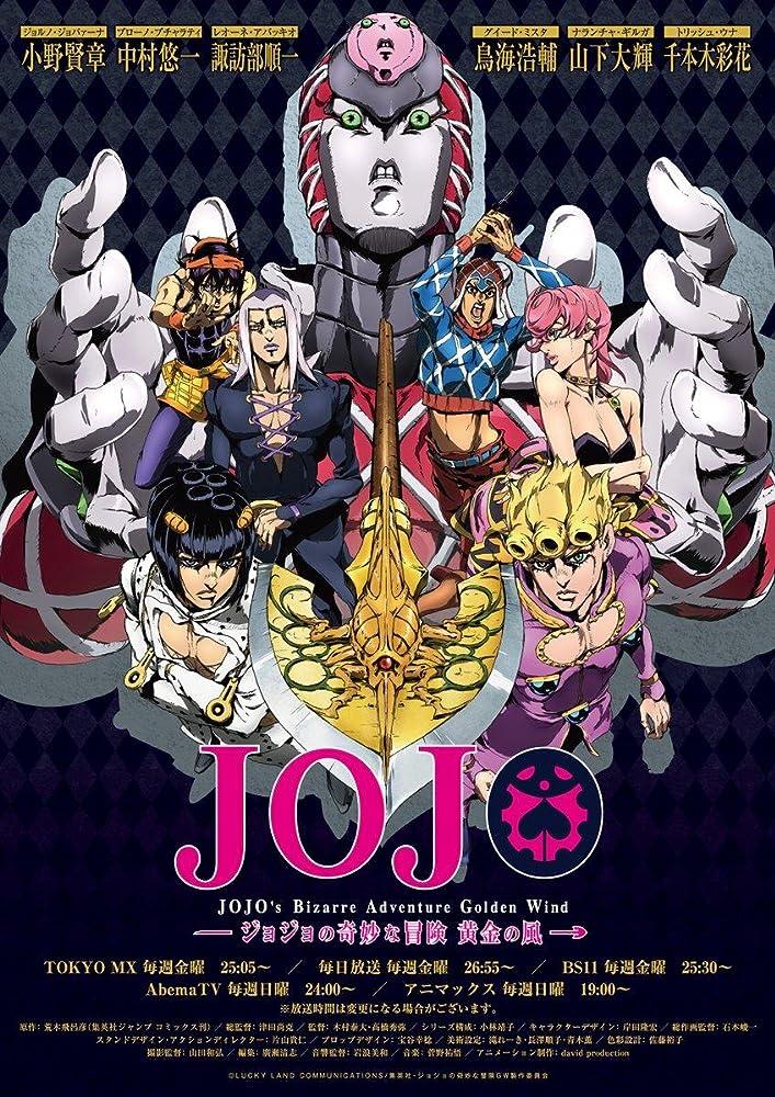 JoJo's Bizarre Adventure (2012) JoJo no kimyô-na bôken (2012) TitlesJoJo's Bizarre Adventure