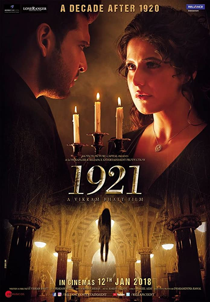 1921 (2018) Hindi 720p | 480p HDRip x264 AAC