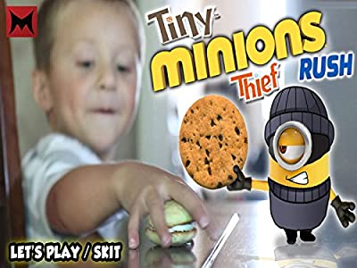 Best website to watch high quality movies My Minion is a Tiny Thief by none [2K]