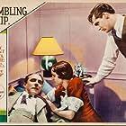 Cary Grant, Benita Hume, and Arthur Vinton in Gambling Ship (1933)