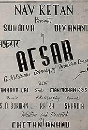 Afsar Poster