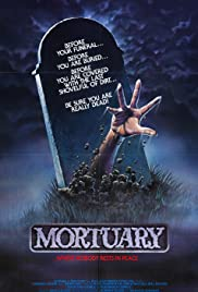 Mortuary (1983) Poster - Movie Forum, Cast, Reviews