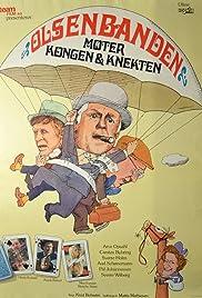 Olsen-banden møter kongen og knekten Poster