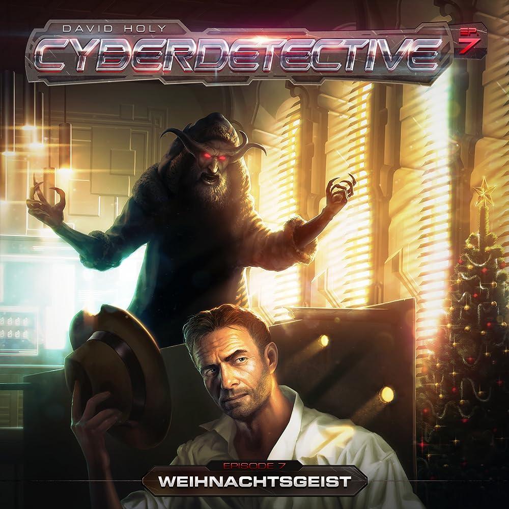 Cyberdetective: Hörspielserie (2016-)