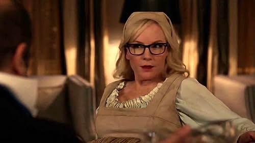 Suits: Sheila's Wardrobe Malfunction