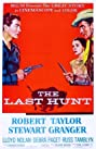 The Last Hunt (1956) Poster
