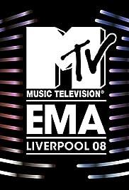 MTV Europe Music Awards 2008 Poster