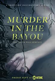 Murder in the Bayou Poster