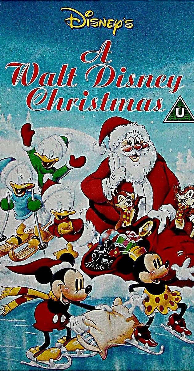 a walt disney christmas video 1982 imdb