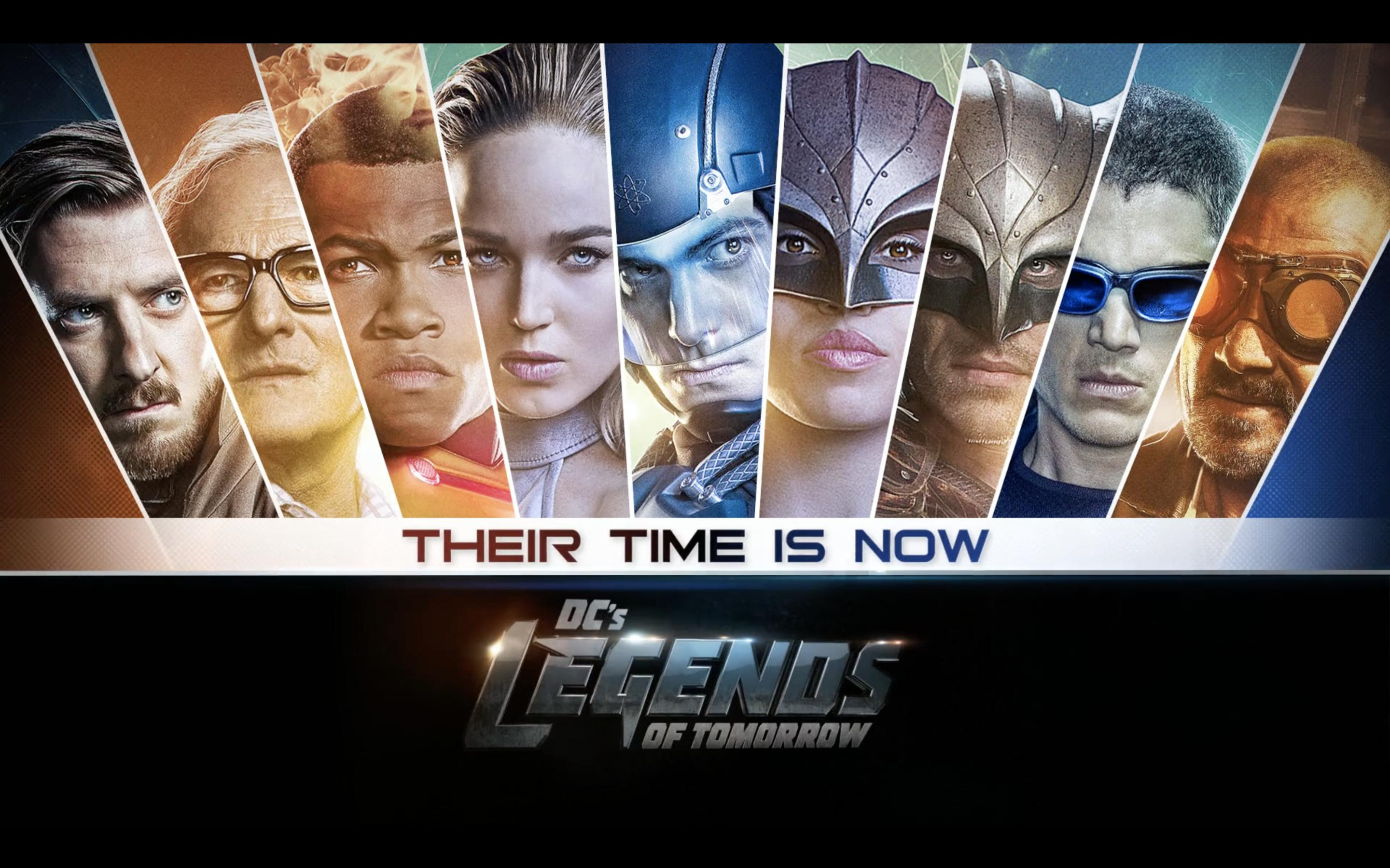 DC's Legends of Tomorrow: Their Time Is Now (2016)