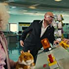 Jim Broadbent, Harry Hill, Johnny Vegas, and Julie Walters in The Harry Hill Movie (2013)