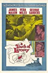 A Touch of Larceny (1960)
