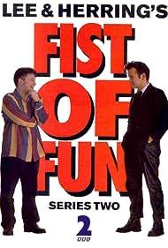 Richard Herring and Stewart Lee in Fist of Fun (1995)