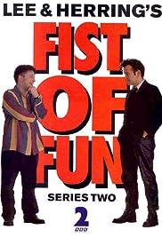 Fist of Fun Poster