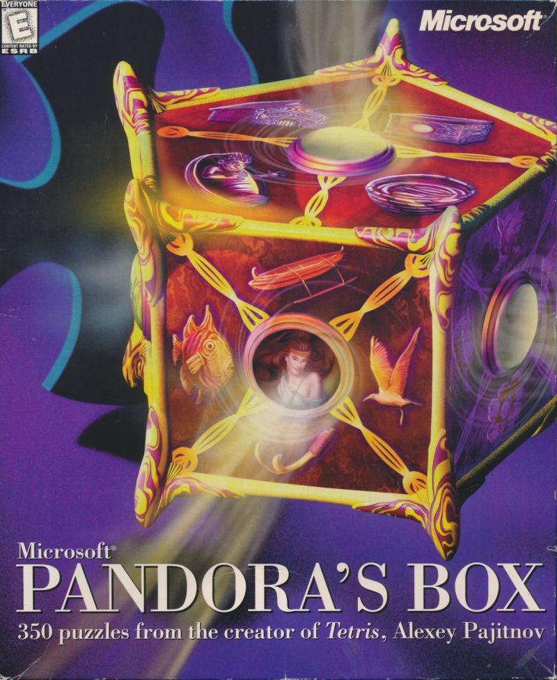Pandora's Box (Video Game 1999) - IMDb