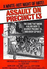 Primary photo for Assault on Precinct 13