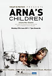 Arna's Children Poster
