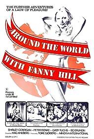 Shirley Corrigan in Jorden runt med Fanny Hill (1974)