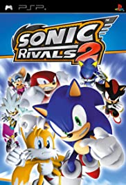 Sonic Rivals 2 Poster