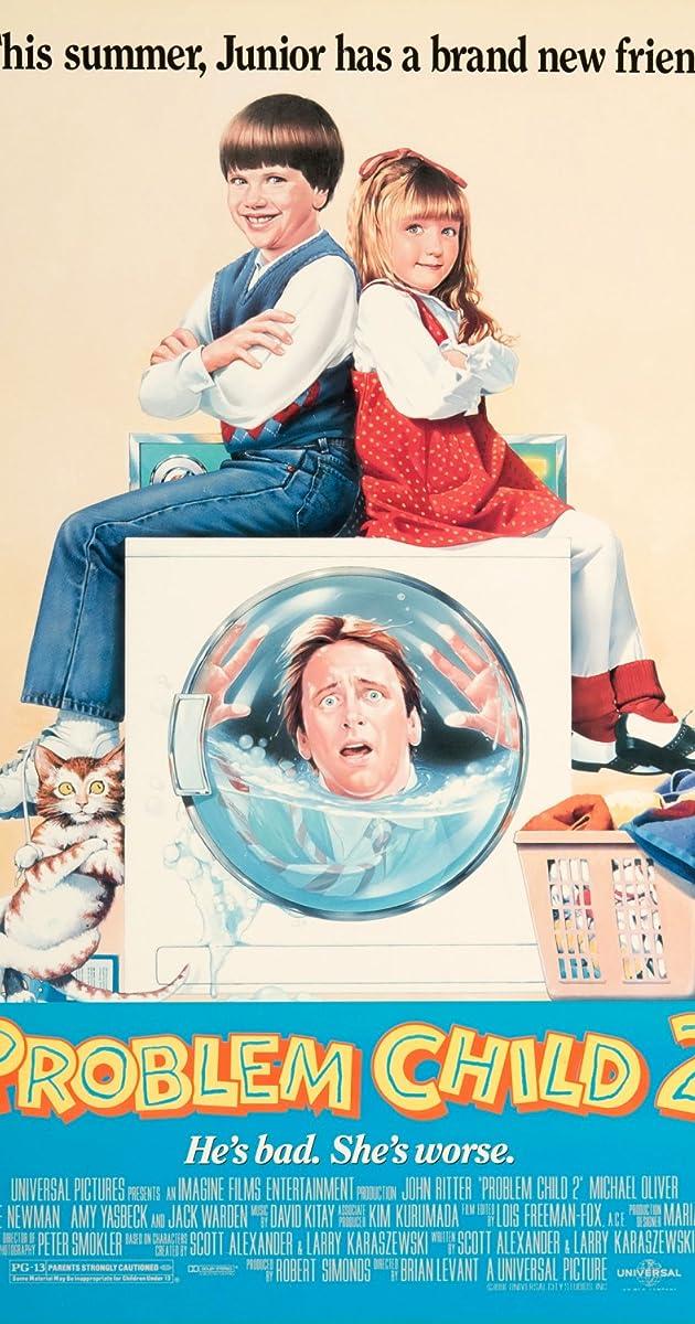 Watch Full HD Movie Problem Child 2 (1991)