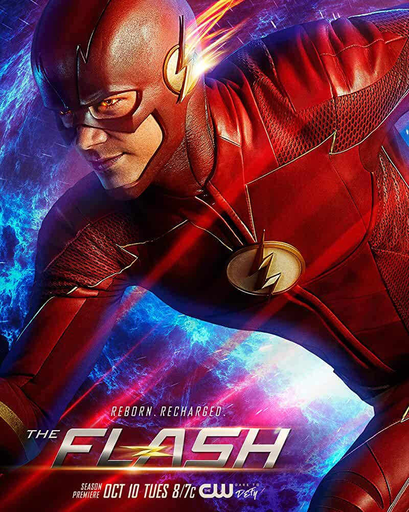 The Flash S01EP02 Dual Audio Hindi 130MB BluRay 480p x264