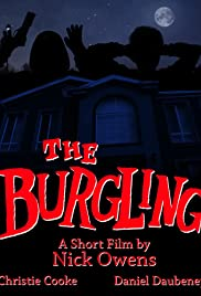 The Burgling Poster