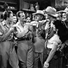 Douglas Fairbanks Jr., Vincent Price, George Sanders, Alan Hale, Anita Camargo, Julian Rivero, and Lupita Tovar in Green Hell (1940)