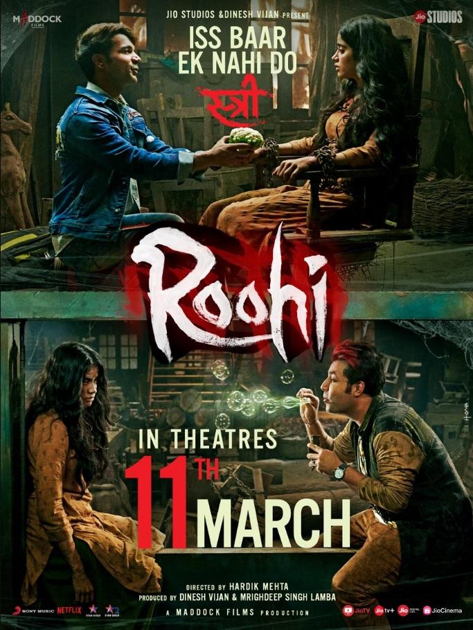 Roohi (2021) - IMDb