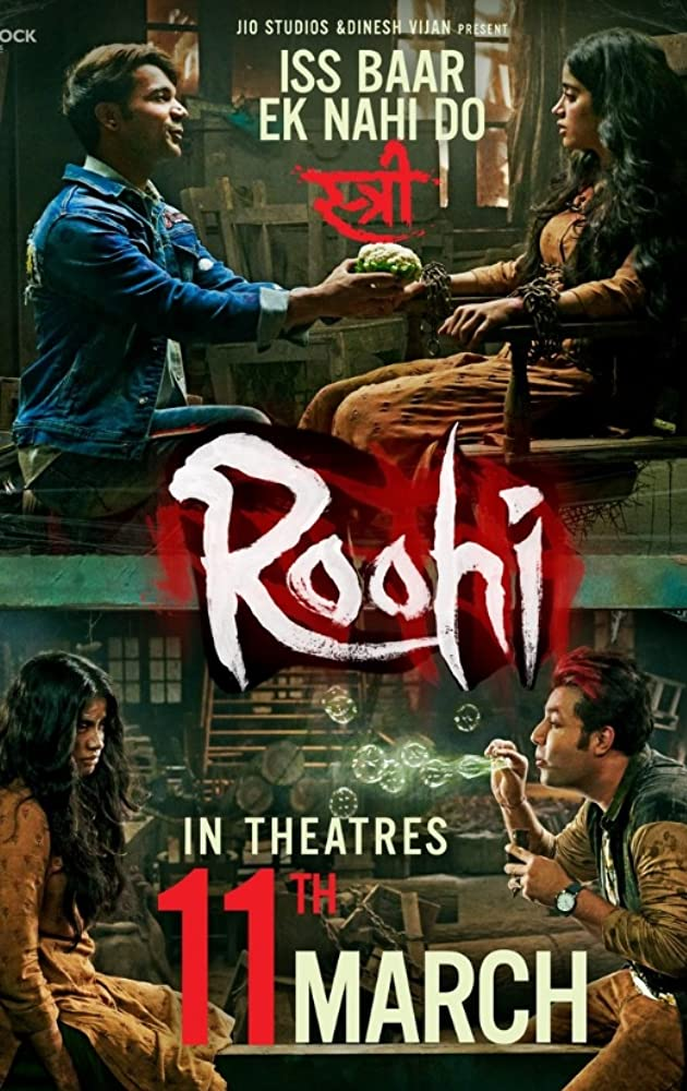 Free Download Roohi Full Movie
