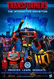 Transformers: Autobots Alliance Poster