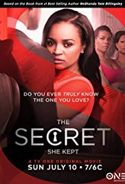 The Secret She Kept Poster