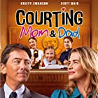 Scott Baio, Kristy Swanson, Everson White, Bailey Baio, and Ryan Florida in Courting Mom and Dad (2021)